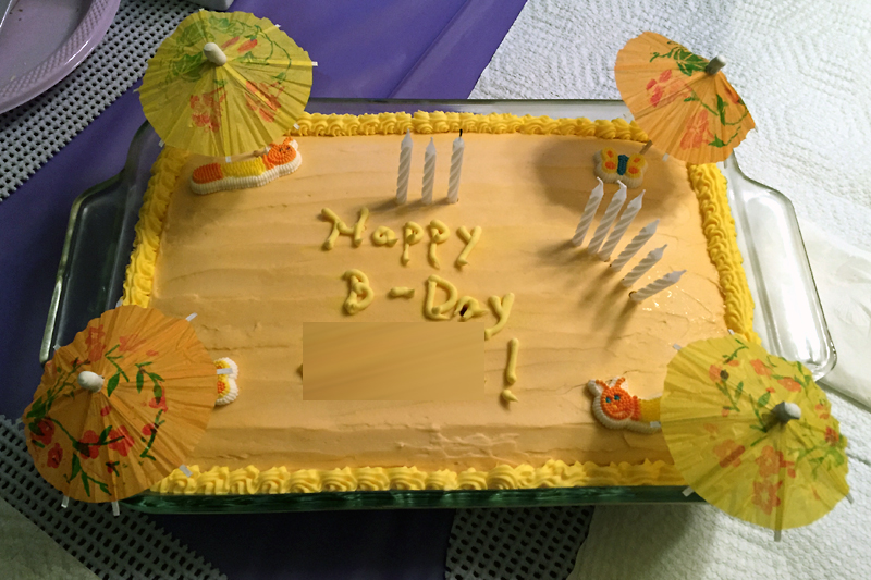 Brothers Cake