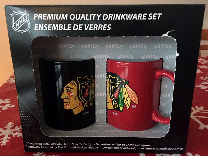 Blackhawks Mugs