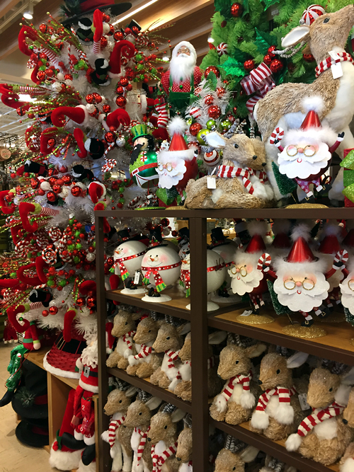 Pier One Christmas Stuff