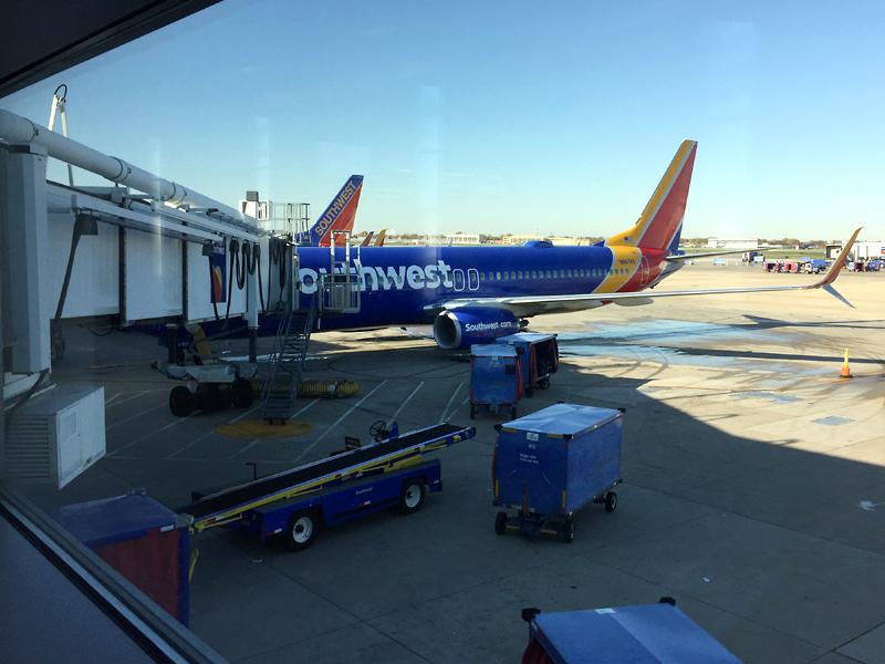 Plane to Phoenix