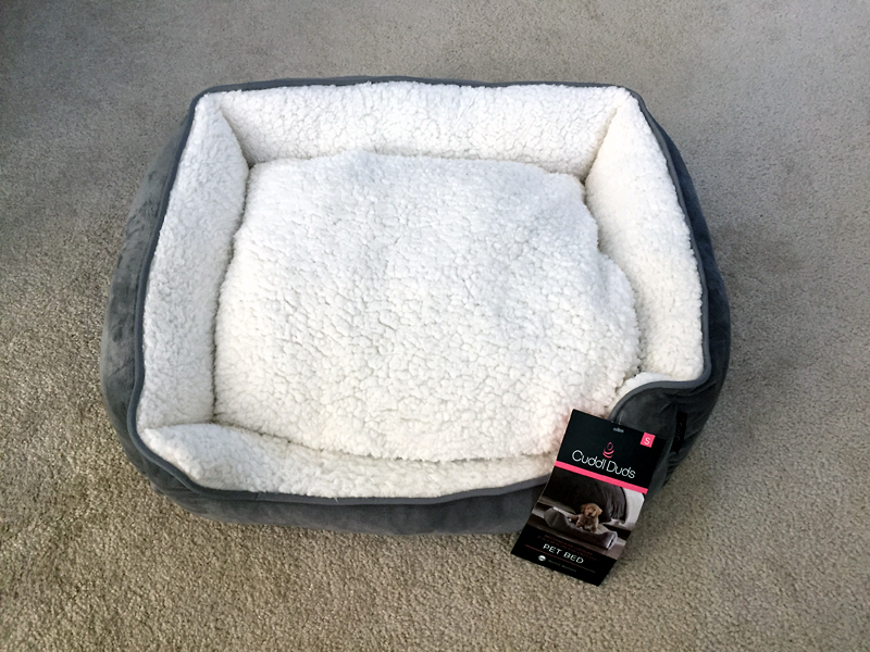 CuddleDuds Dog Bed