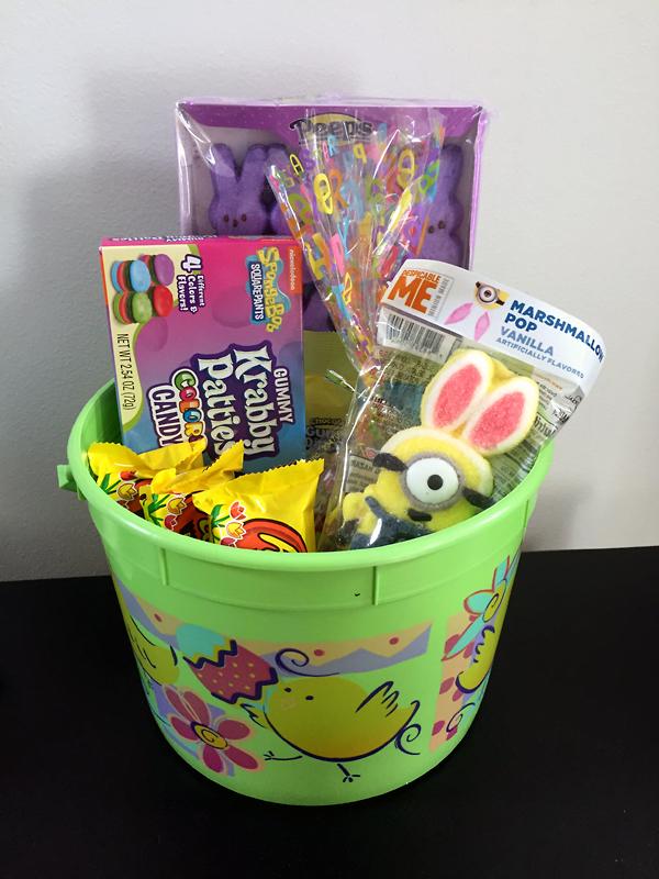 K's Easter Basket