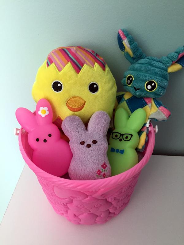 Wookie's Easter Basket