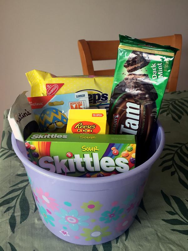 Nicole's Easter Basket