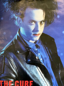 Robert Smith Poster