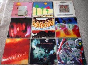 Cure Vinyl - Albums
