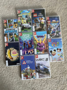 Even More Switch Games