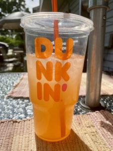 DD Peach Lemonade