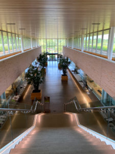 Inside the Plant Science Center