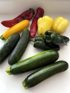 Famer's Market Veggies