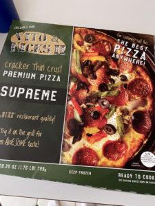 Vito & Nick's Frozen Pizza